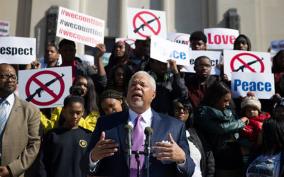 Sen. Anthony Williams Asks Governor Wolf to Declare a State of Emergency on Gun Violence